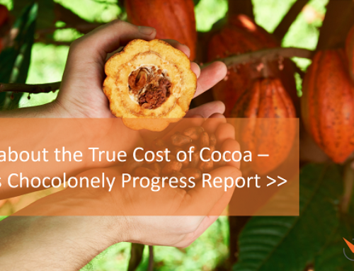 The True Cost of Cocoa – Tony's Chocolonely Progress Report 2018